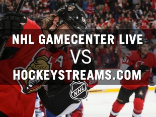 NHL Gamecenter Live VS Hockeystreams.com