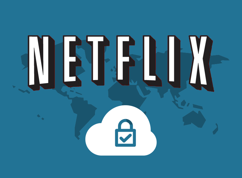 Get American Netflix with a VPN